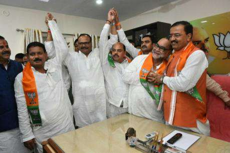 Image result for BJP में मचा घमासन
