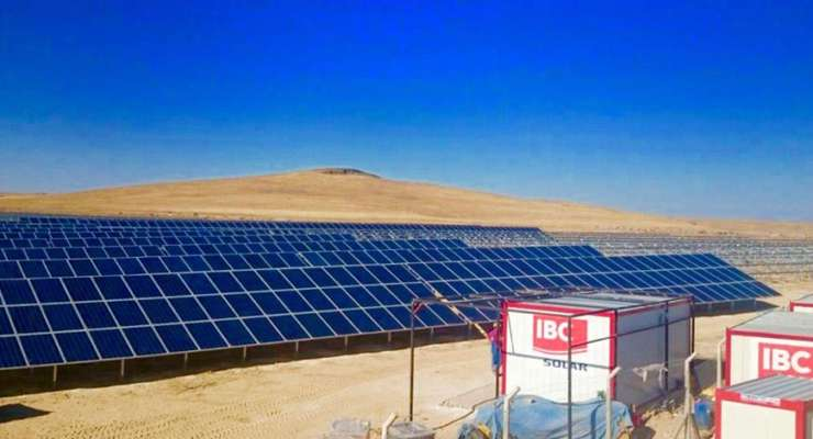 Germanys Ibc Solar Signs Contract For 20 Mw Solar Plant In India