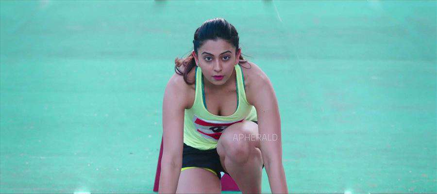 Rakul Preet and Hindi - A Flop Love story