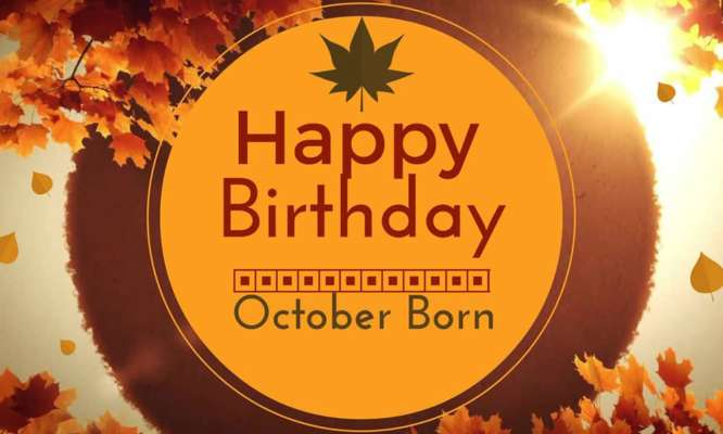 These Are The Personality Traits Of People Born In October!