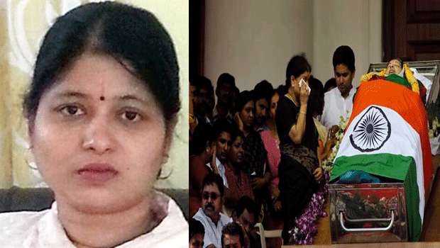Image result for Bengaluru woman claims to be Jayalalithaa's biological daughter,