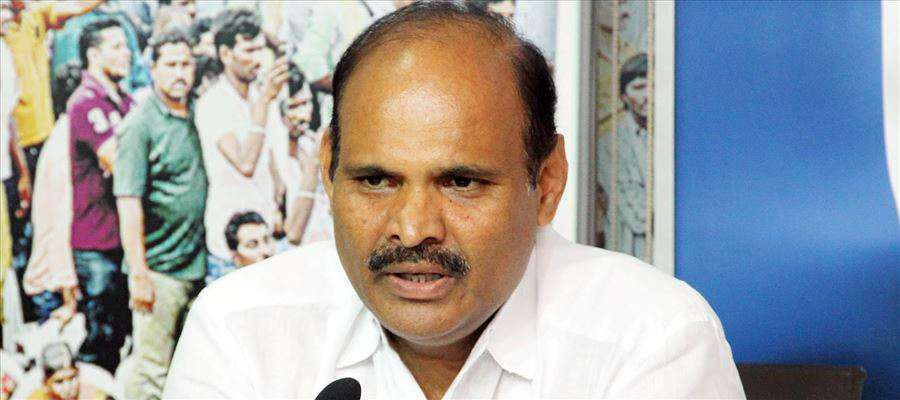 YSRCP leader said Chandrababu Naidu is cheating people about Polavaram project