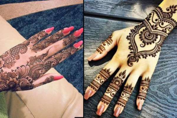 Mehndi Patterns What Are They : 5 awesome mehndi designs to make your karwa chauth memorable