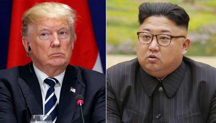 Image result for किम जोंग ट्रंप से मुलाकात के साथ परमाणु हथियार भी समाप्त करेंगे