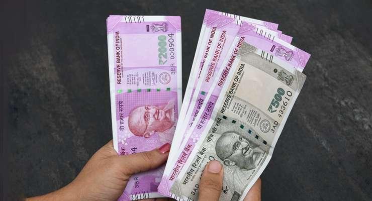dollar in india