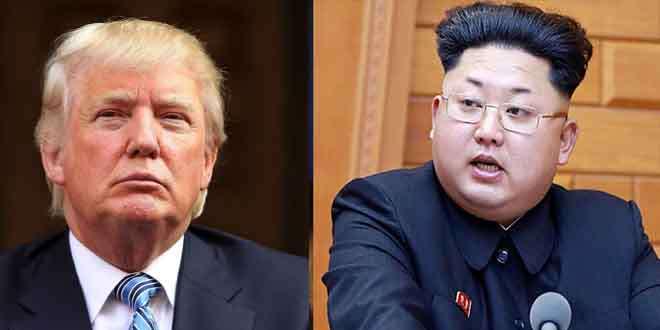 Image result for अमेरिका को उत्तर कोरिया से परमाणु हमले का डर